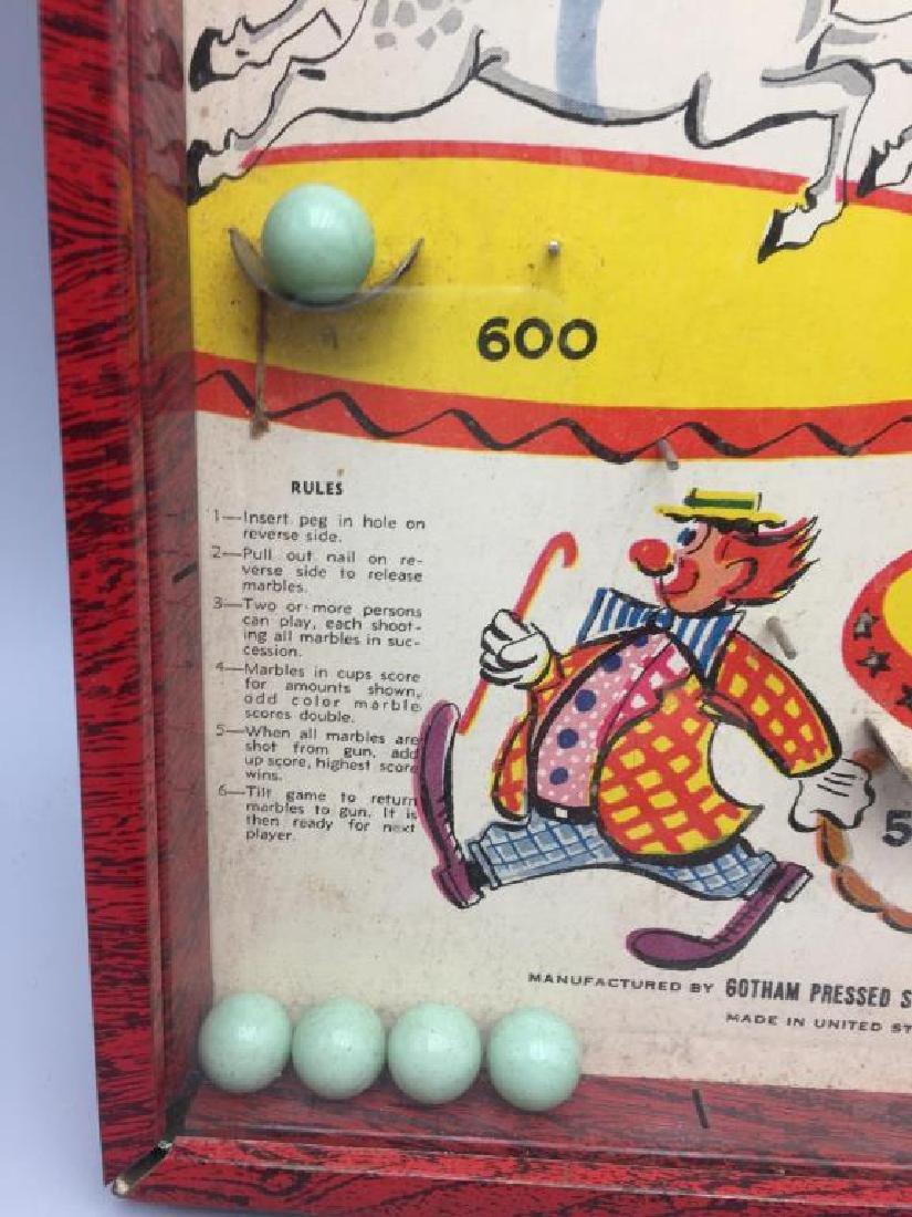 Gotham Circus Tricks pinball Bagatelle - 4