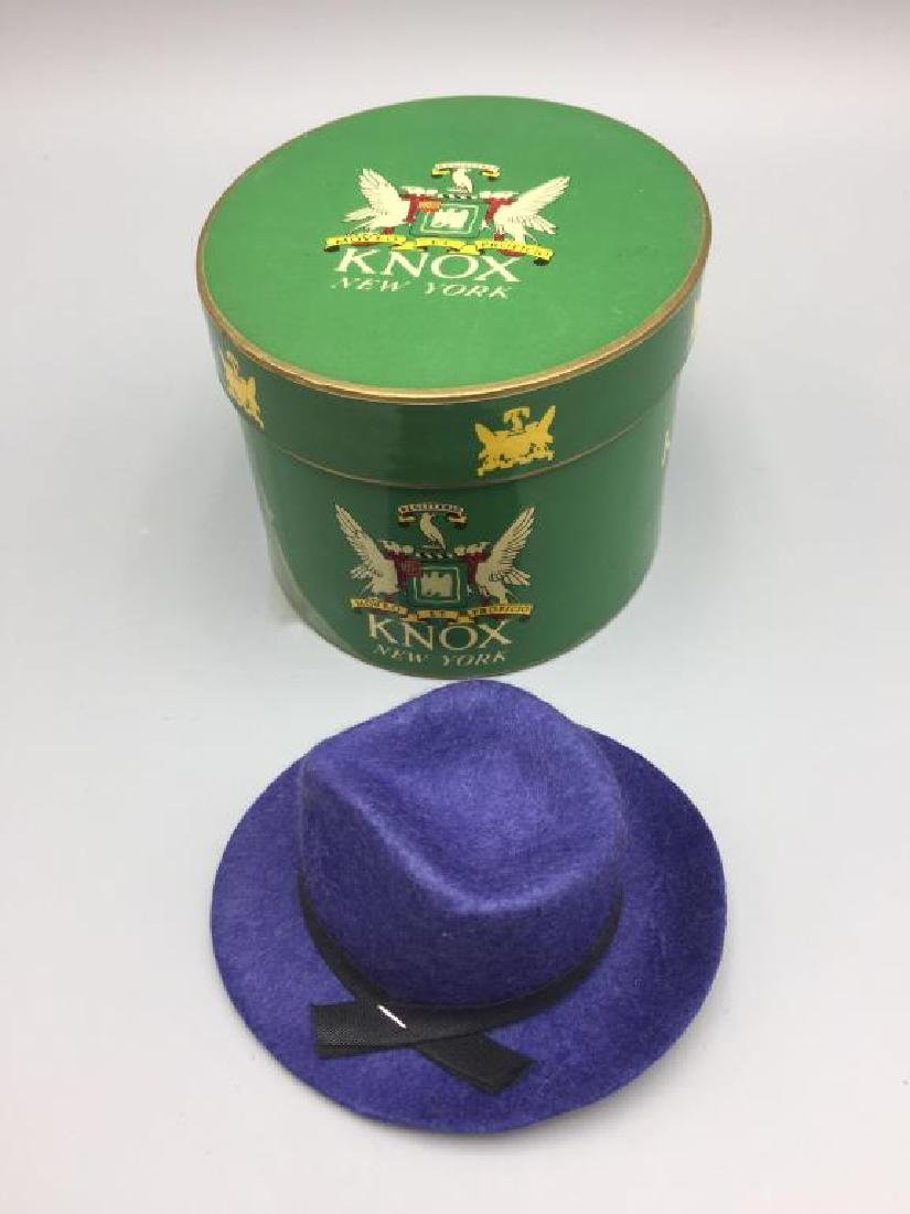 5 boxed gift certificate Knox hats - 2