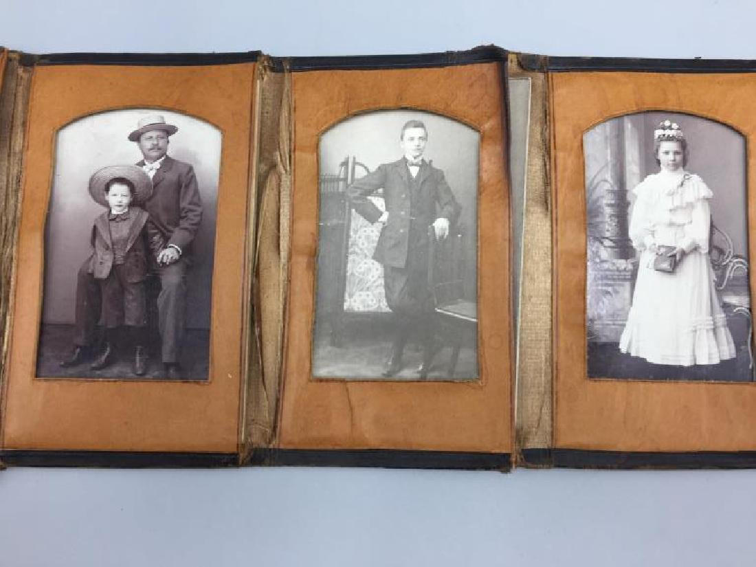 Imperial Germany soldier cabinet cards and family - 5