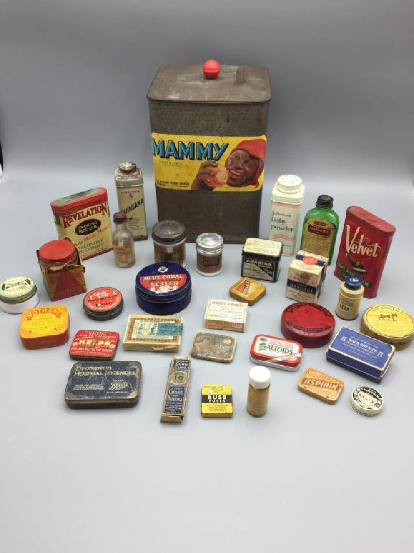 Mammy store display and other general store