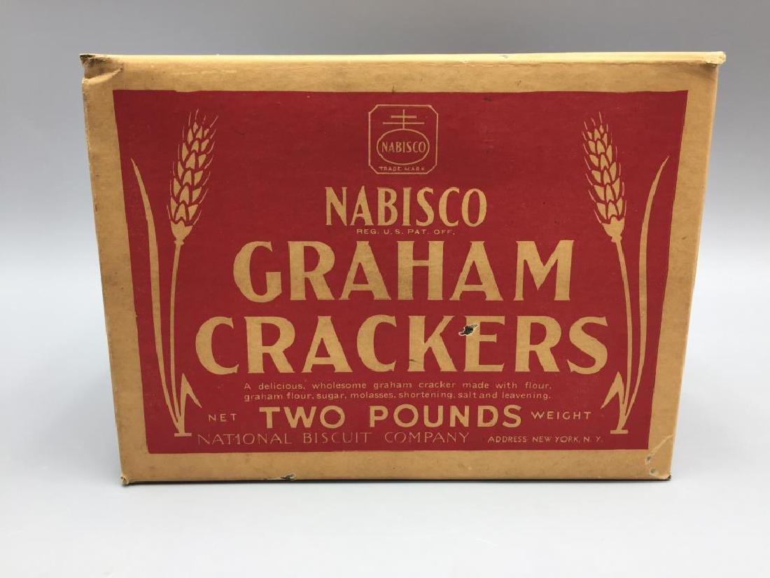 Sunshine Nabisco cracker boxes - 2