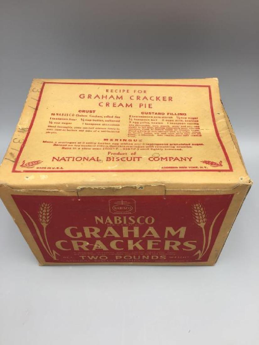 Sunshine Nabisco cracker boxes - 3