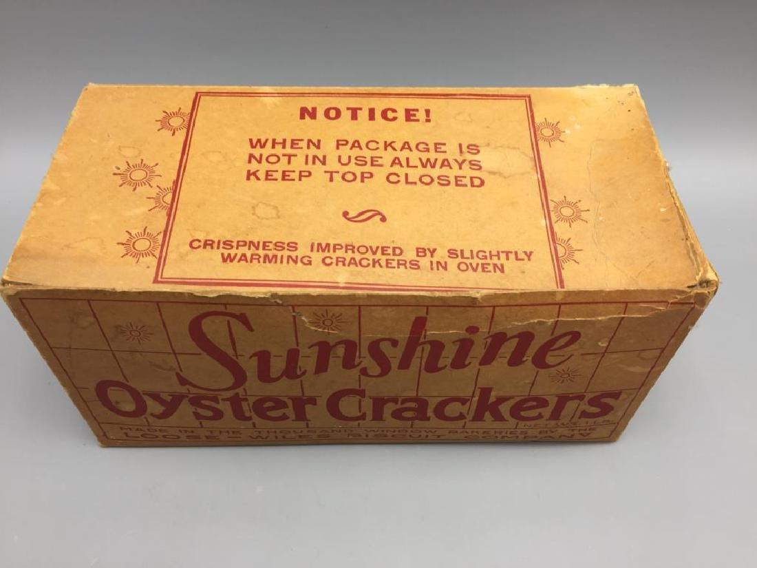 Sunshine Nabisco cracker boxes - 7