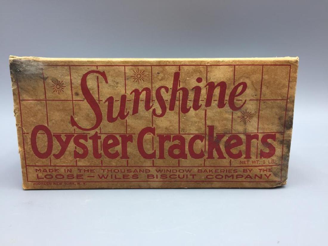 Sunshine Nabisco cracker boxes - 9