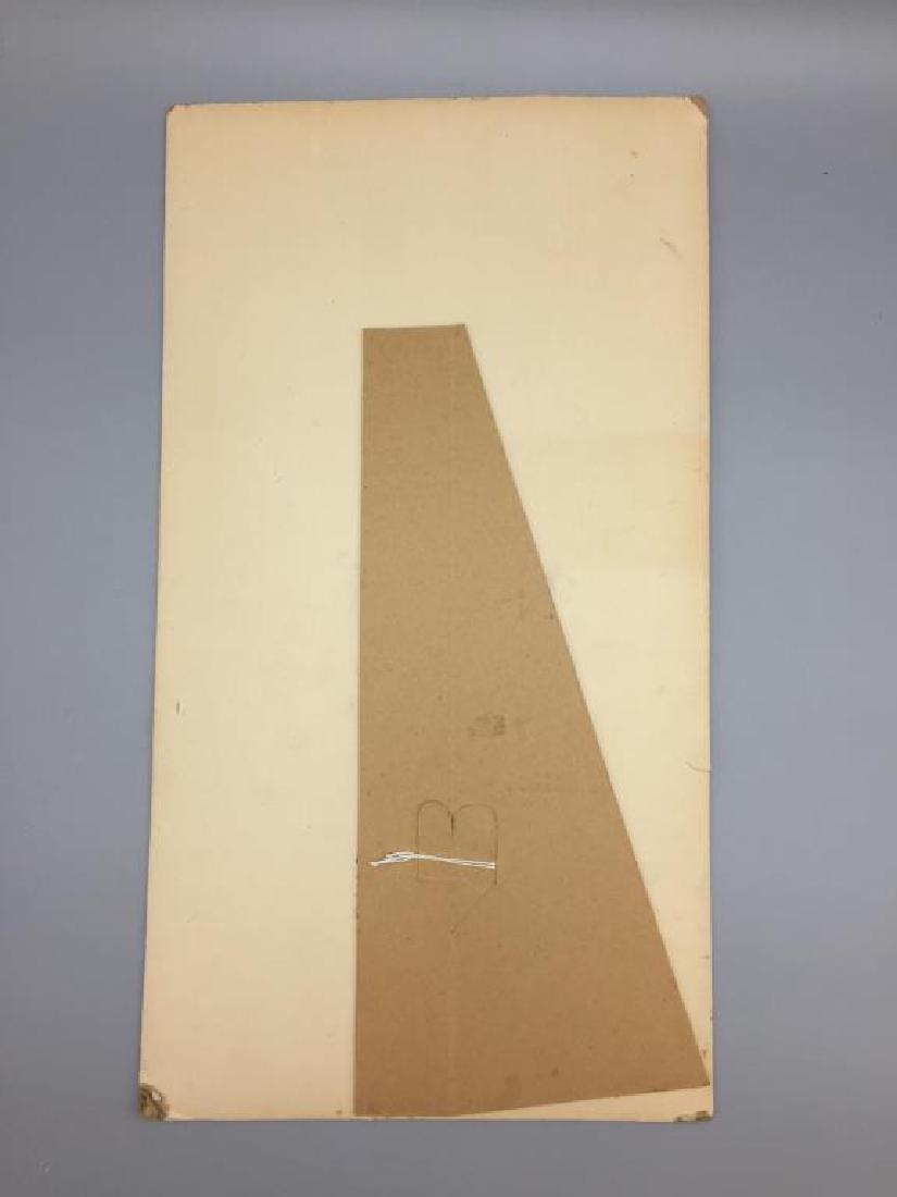 Alka Seltzer cardboard store display - 6