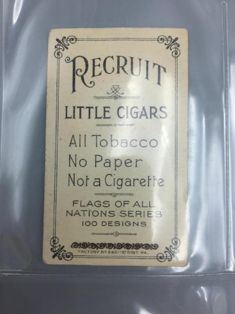 Book of cigar cards - 10