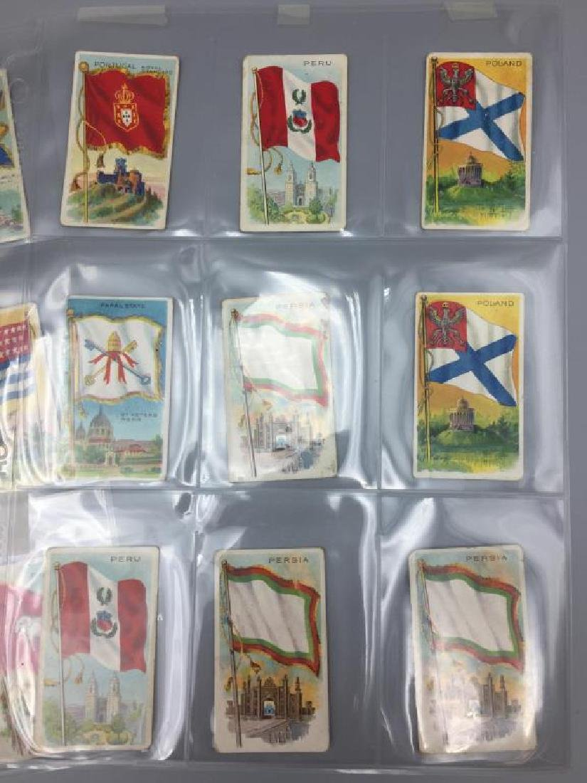 Book of cigar cards - 12