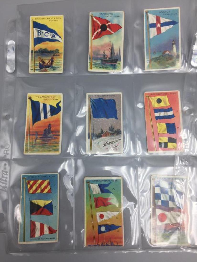 Book of cigar cards - 4