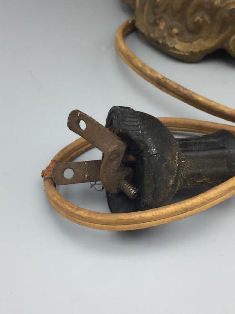 Satsuma vase lamp - 4