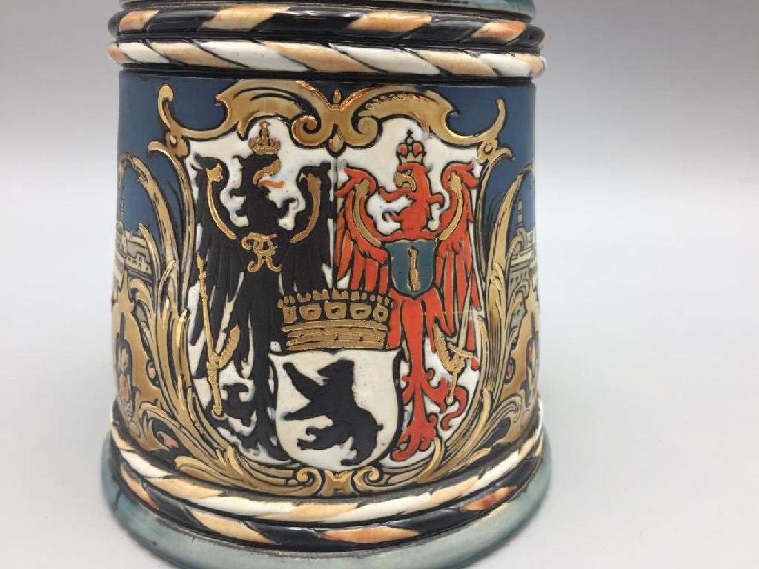 Mettlach beer stein of Berlin - 2