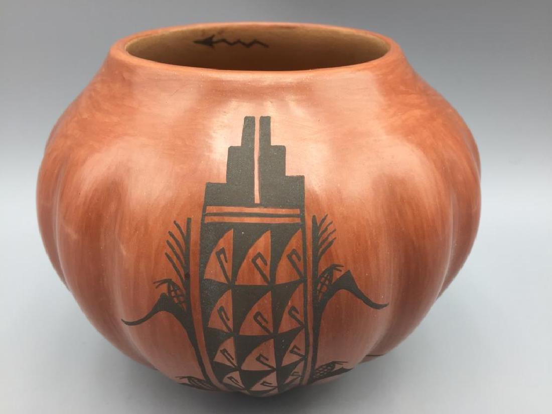 Juanita Fragua Jemez Puebla Pottery Bowl