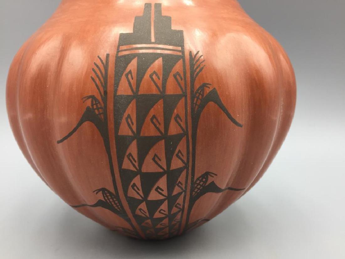 Juanita Fragua Jemez Puebla Pottery Bowl - 2