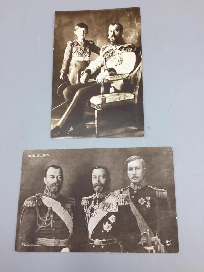Tsar Nichols II French postcards - 5