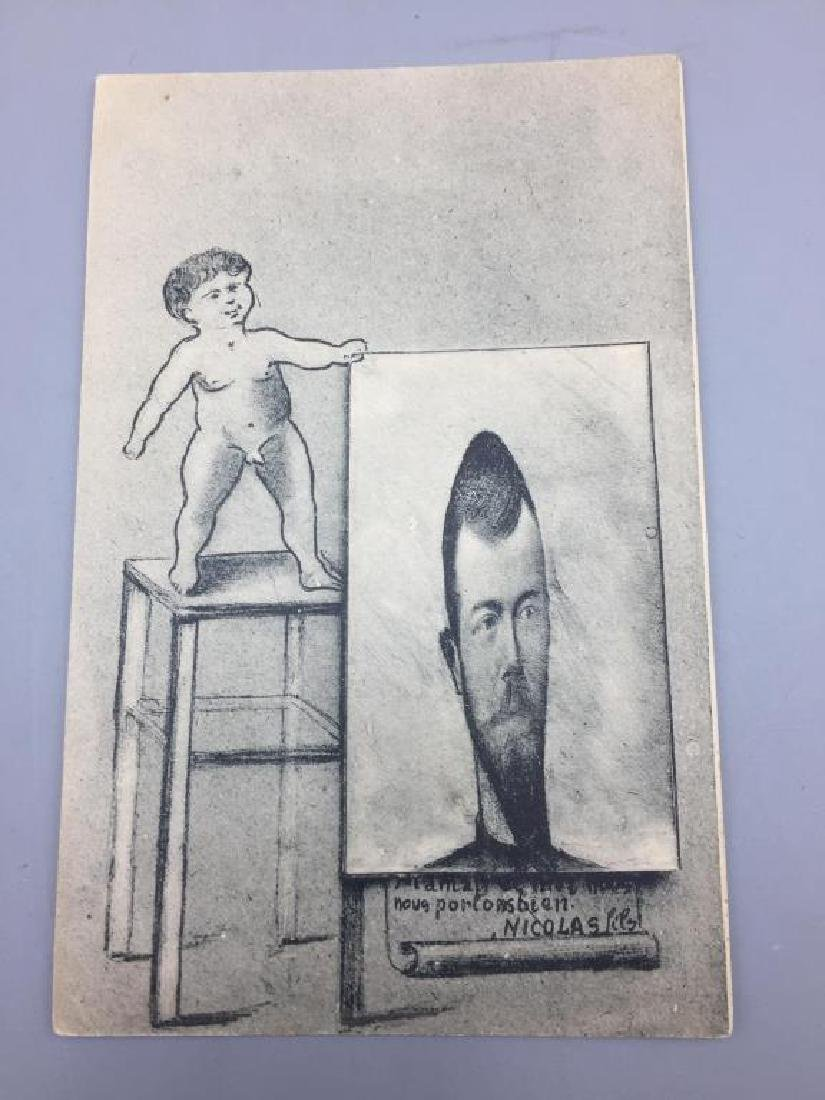 Tsar Nichols II French postcards - 8