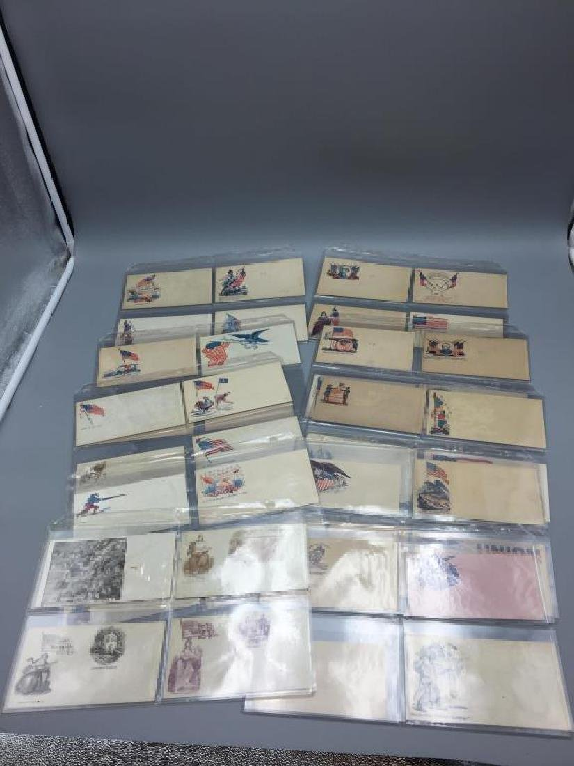 150 Civil War Patriotic envelopes - 9