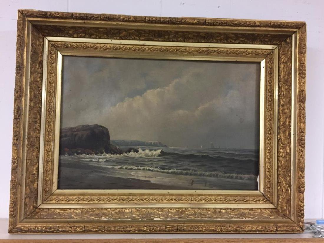 Early Seascape painting