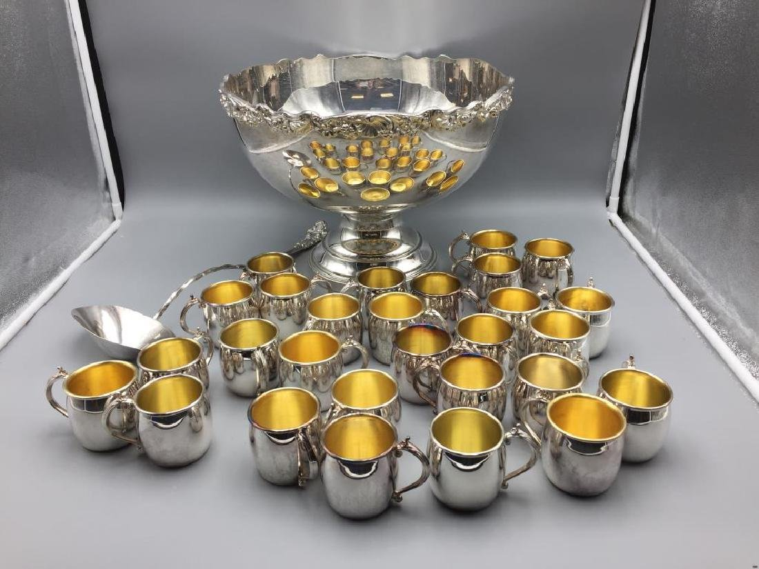 Large Rogers punch set