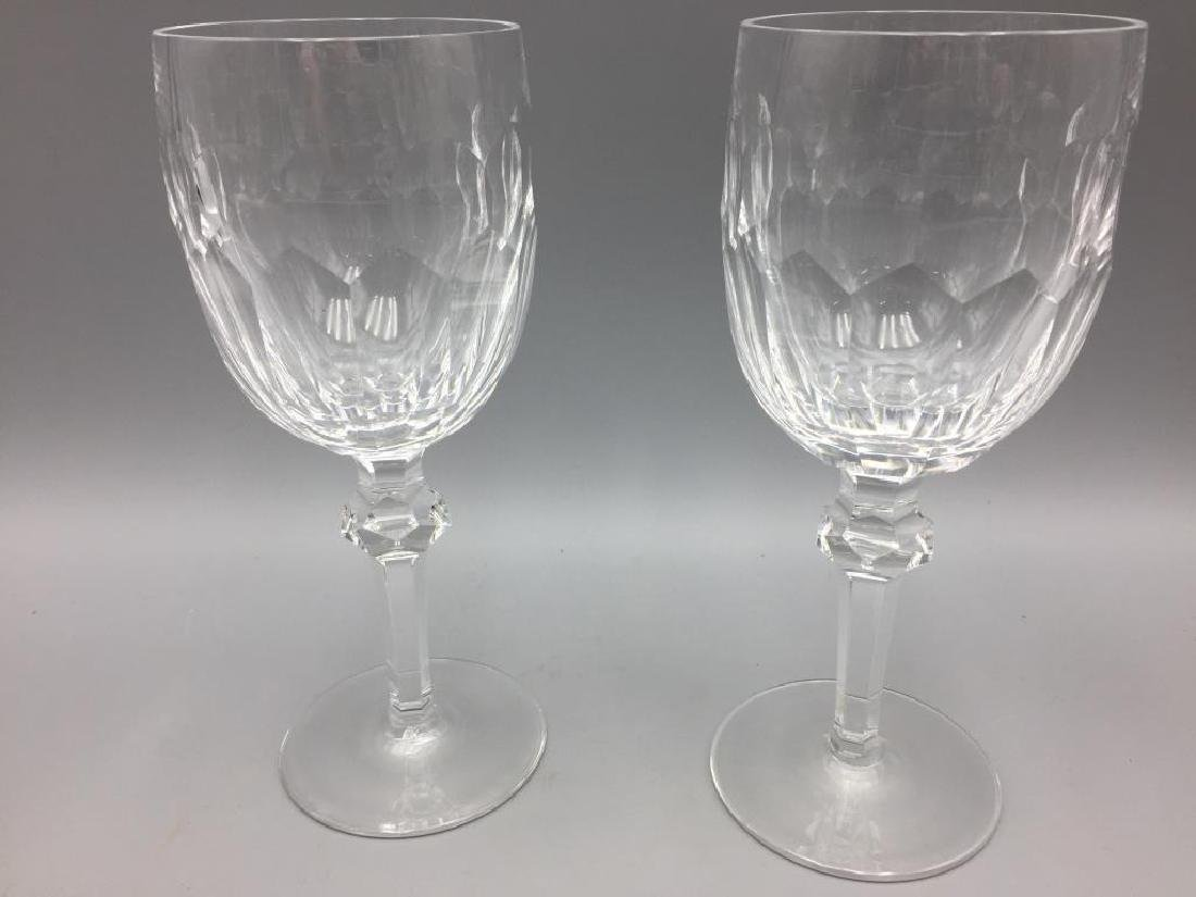 Waterford Curraghmore stemware - 2