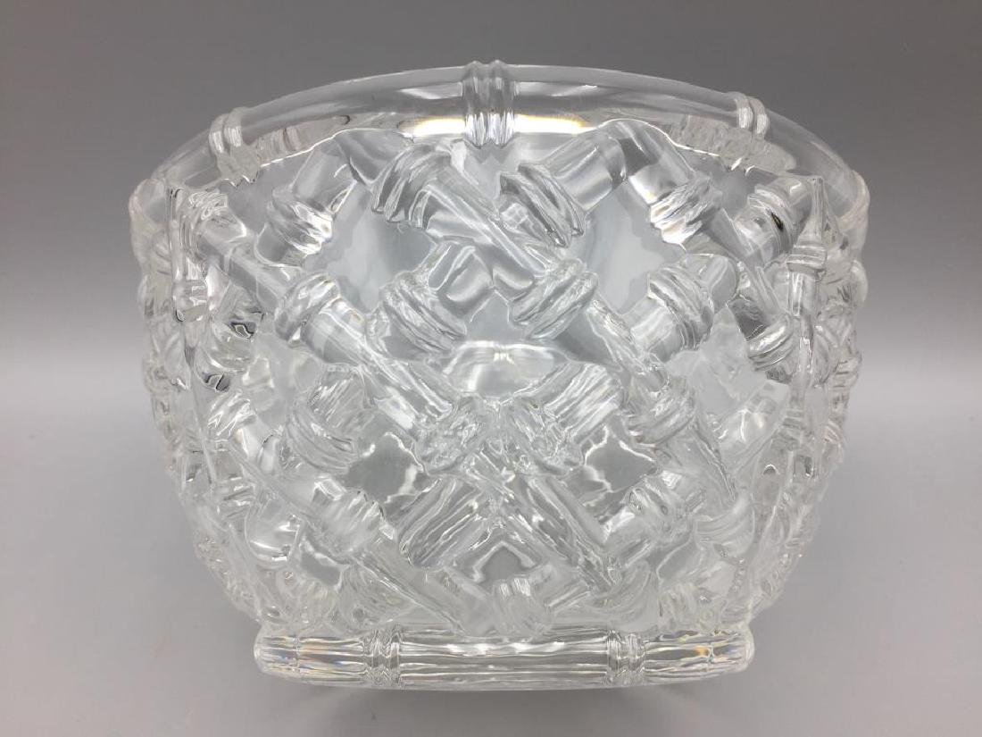 Tiffany & Co. crystal Bowl - 2