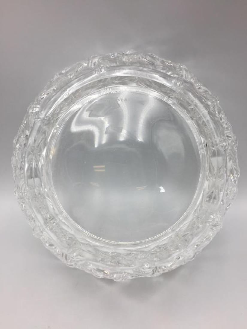 Tiffany & Co. crystal Bowl - 3