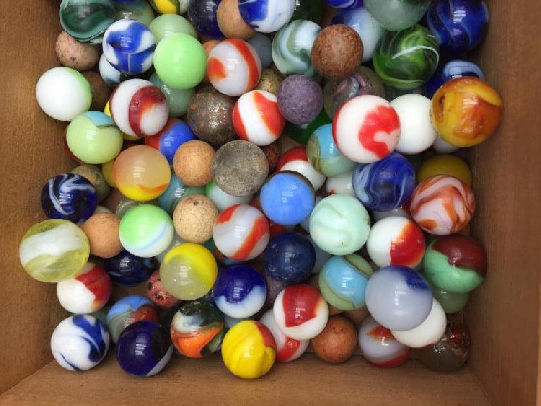 Box of marbles - 2