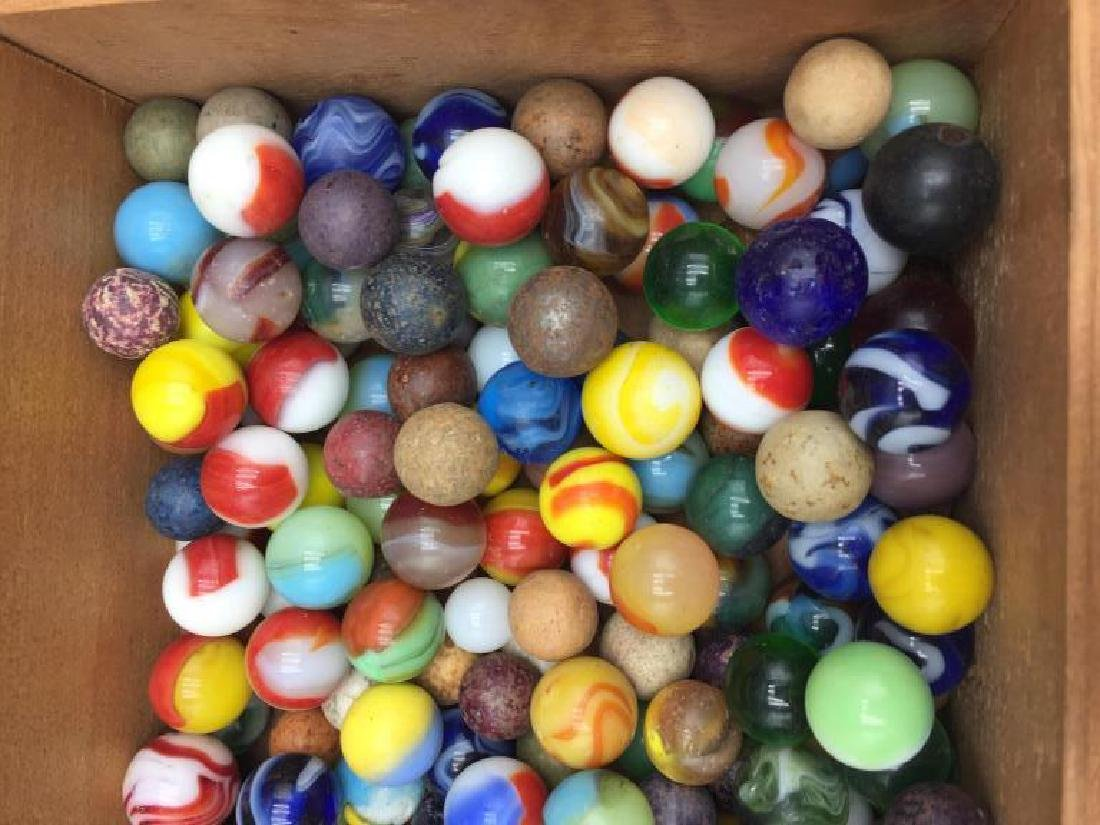 Box of marbles - 3