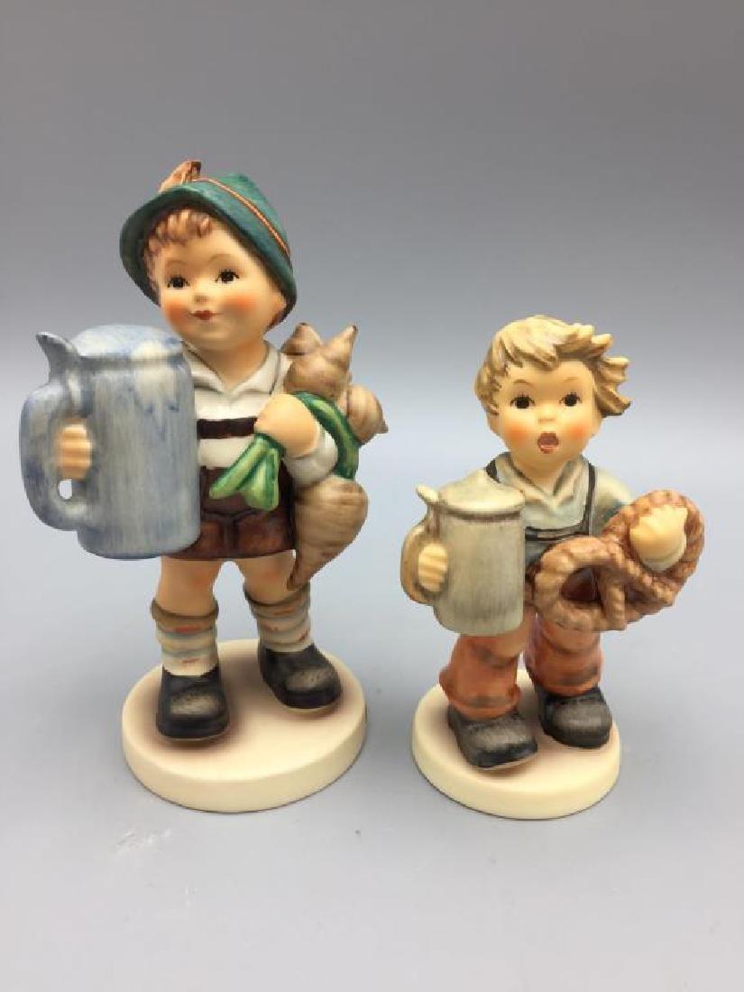 Lot of six Hummel figurines - 4