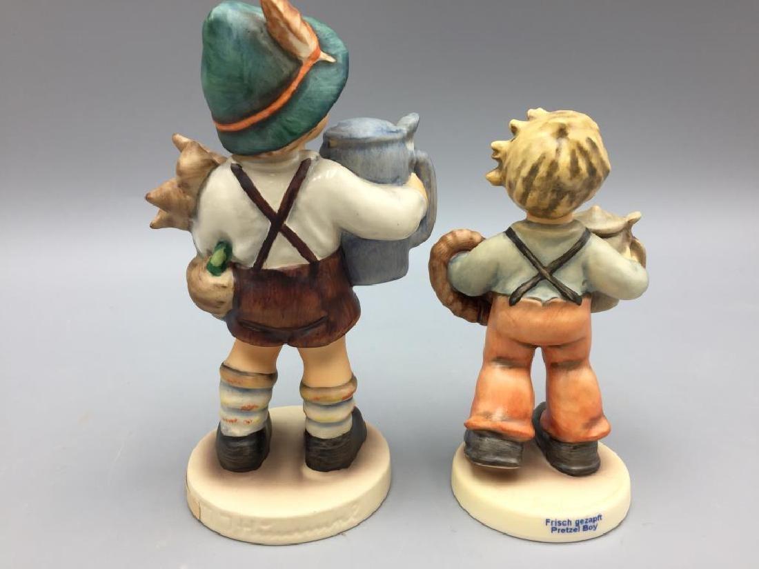 Lot of six Hummel figurines - 5