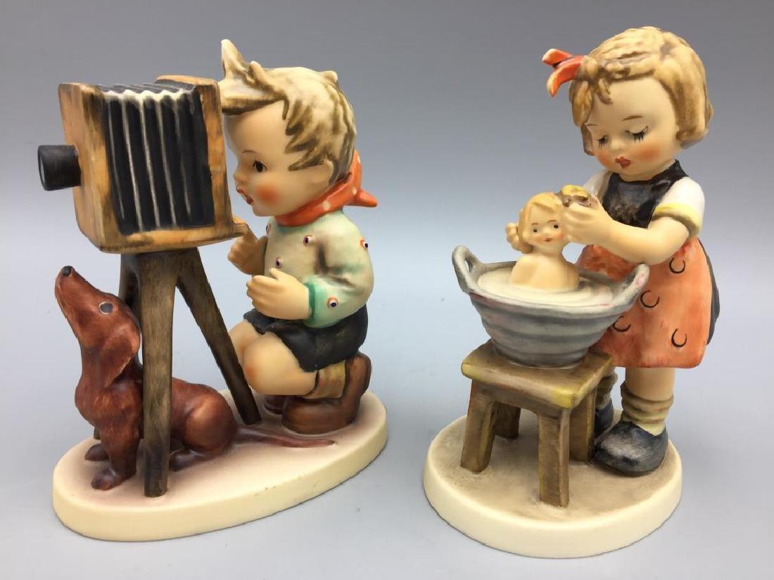 Lot of six Hummel figurines - 7
