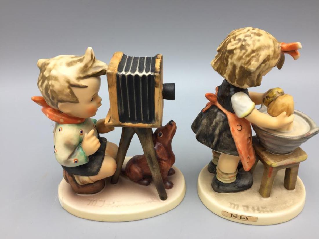 Lot of six Hummel figurines - 8