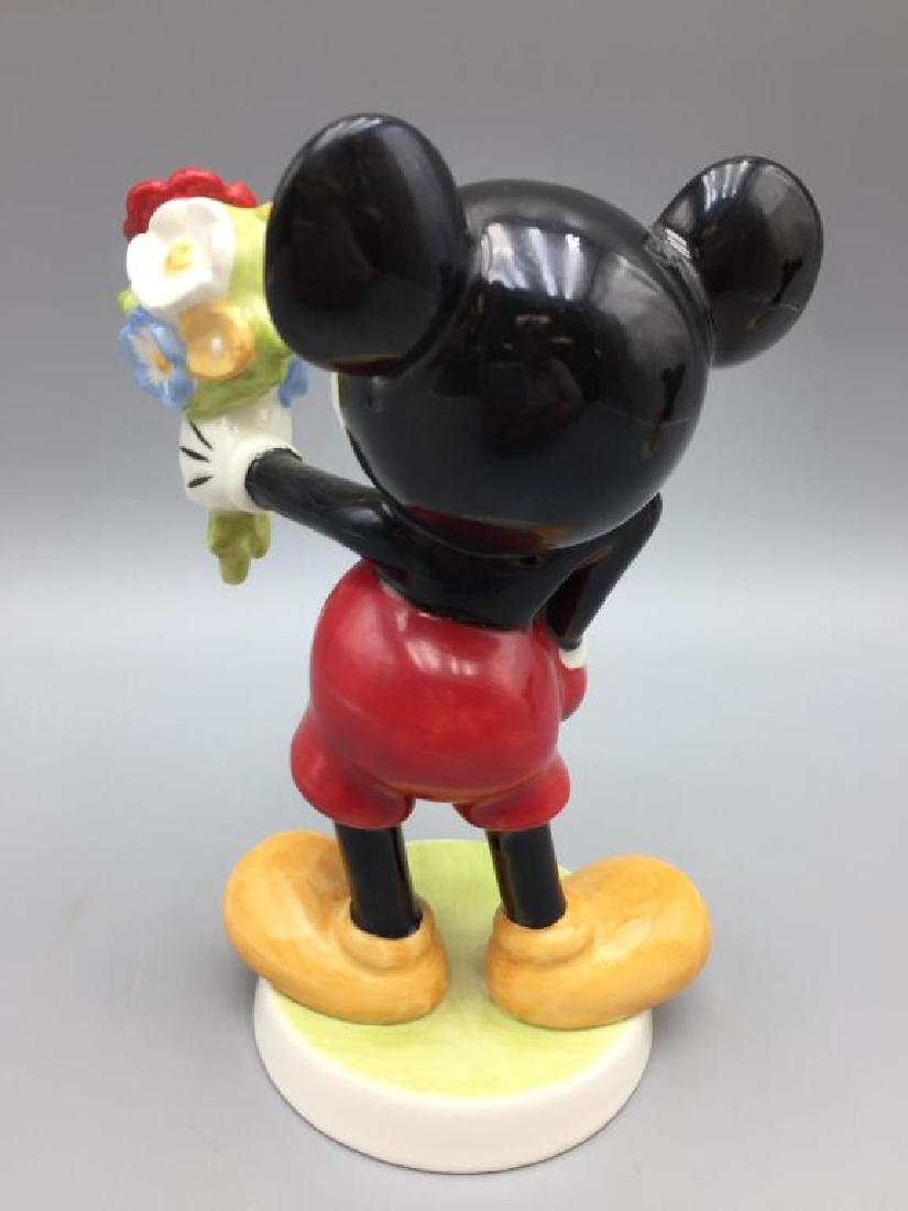 Mini and Mickey Mouse porcelain Goebel figurines - 3