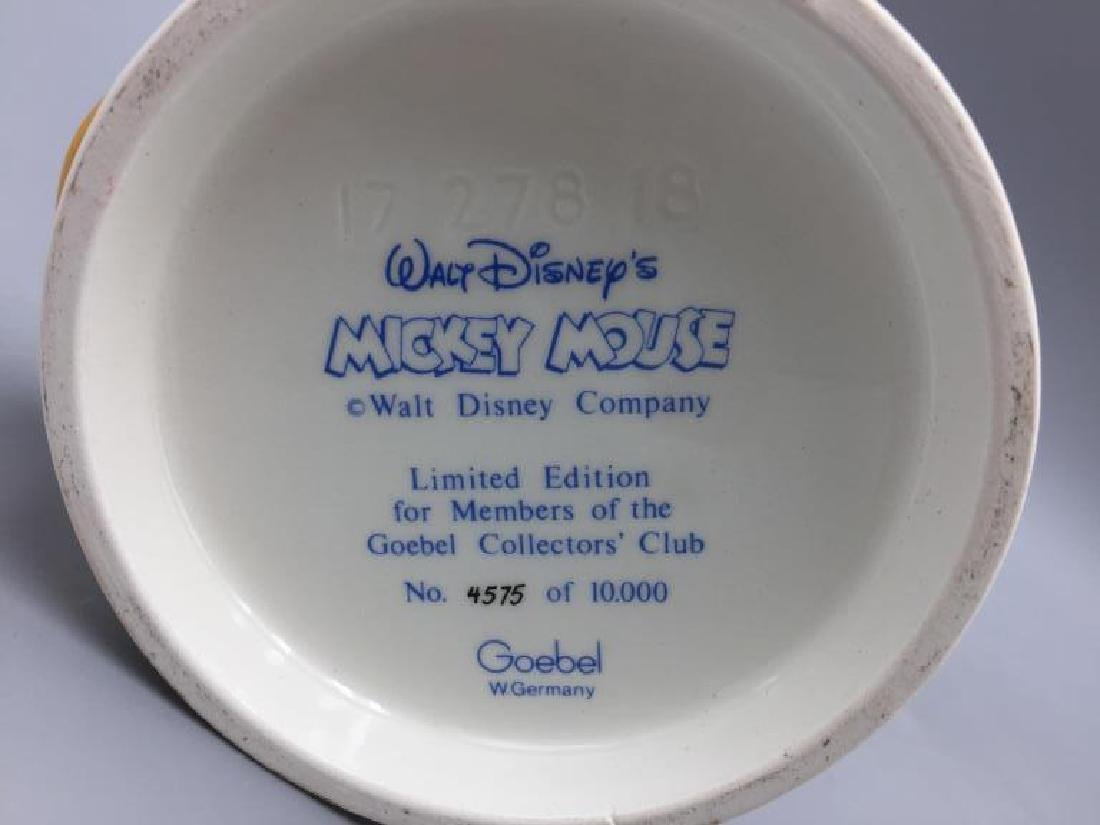 Mini and Mickey Mouse porcelain Goebel figurines - 4