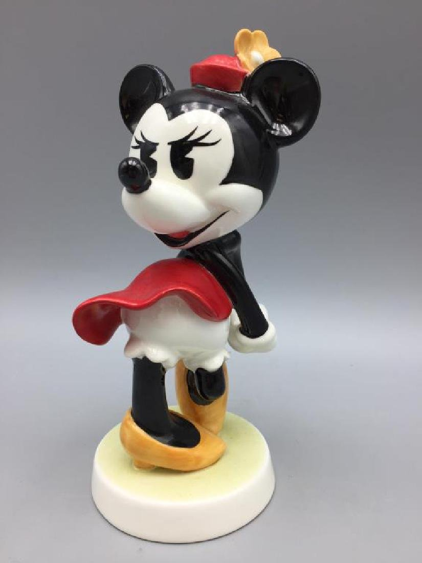Mini and Mickey Mouse porcelain Goebel figurines - 5