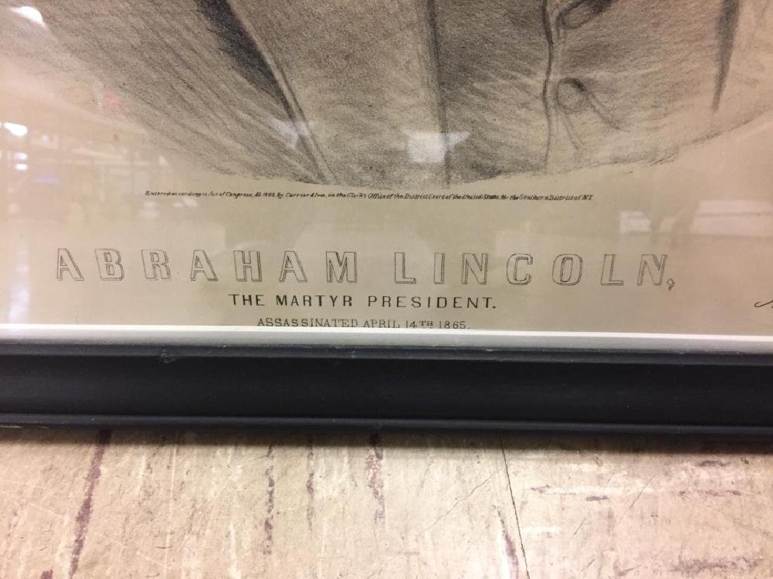 Abraham Lincoln by Currier and Ives - 2