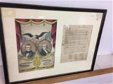 William Kutz letter to Democrats 1844