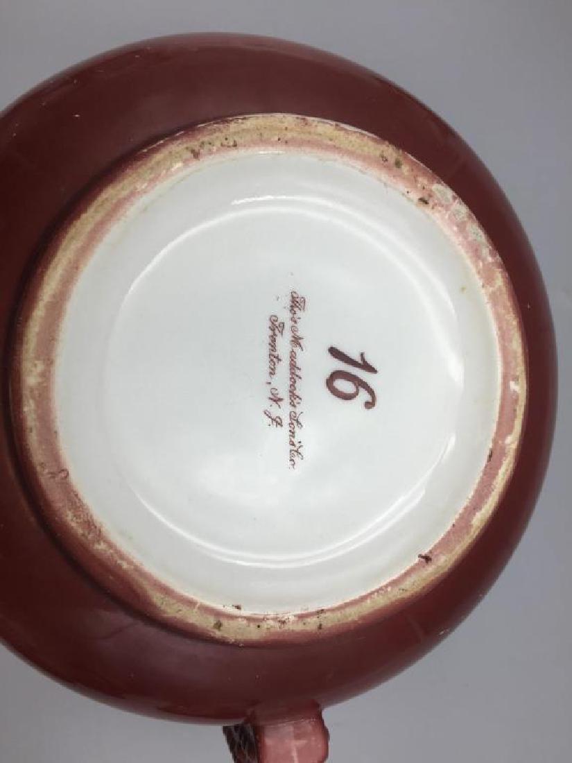 Seven piece Masonic cider set - 5