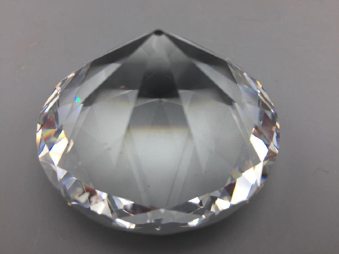 Lot of 2 Swarovski Crystal items; - 3