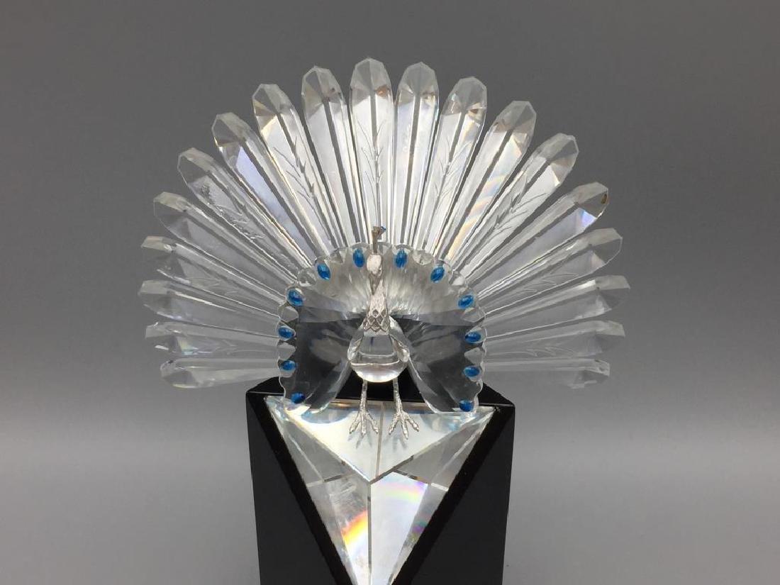 Swarovski 1998 Peacock - 3