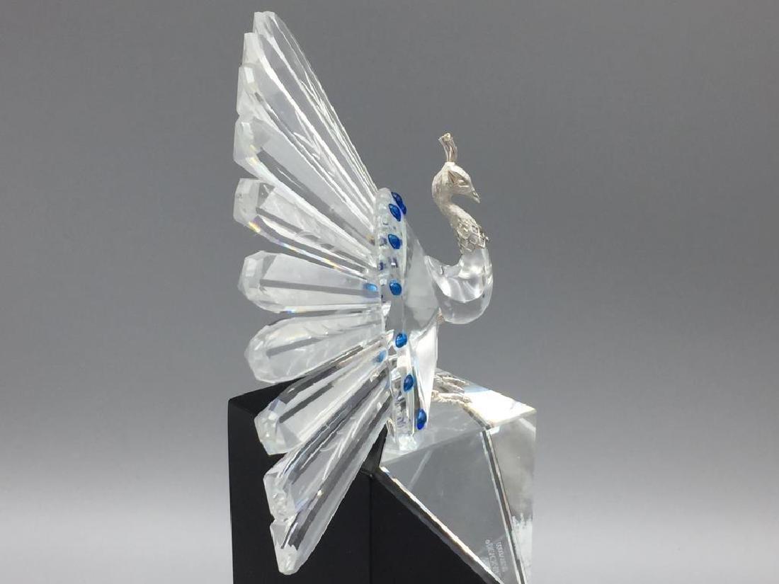 Swarovski 1998 Peacock - 4