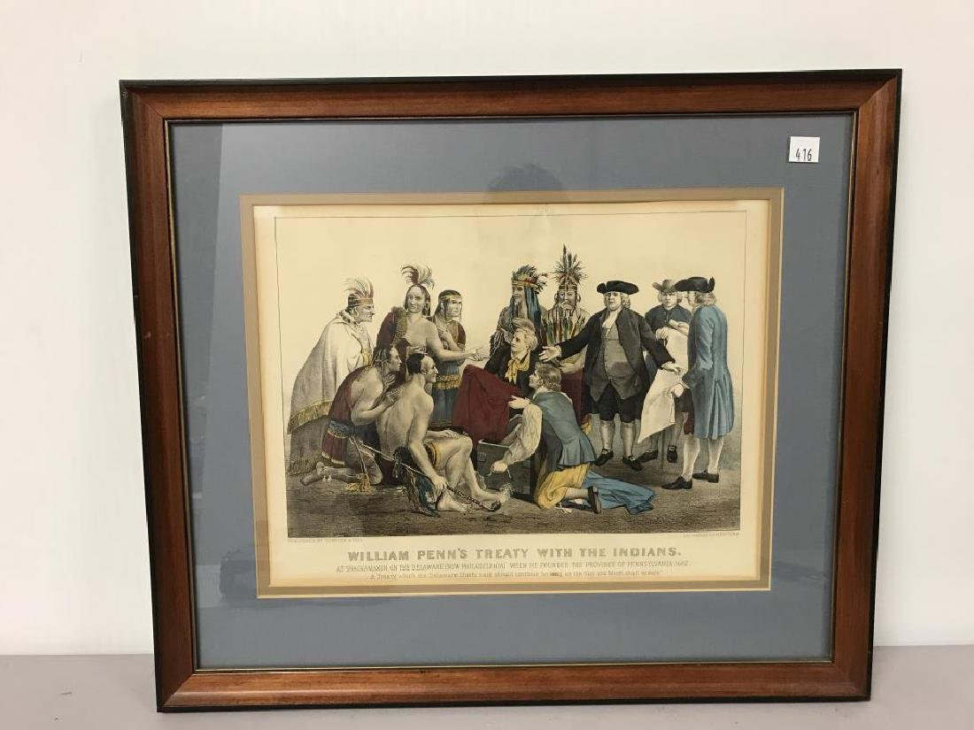 Currier & Ives print