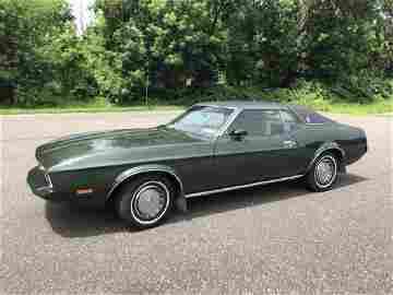 1973 Mustang two door coupe