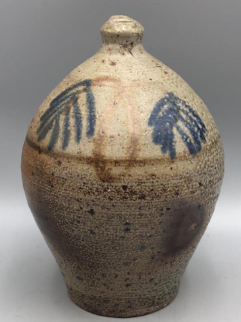 Stoneware finger jug