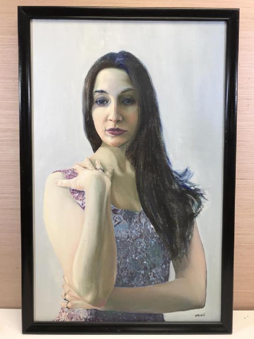 Ben Marcune portrait
