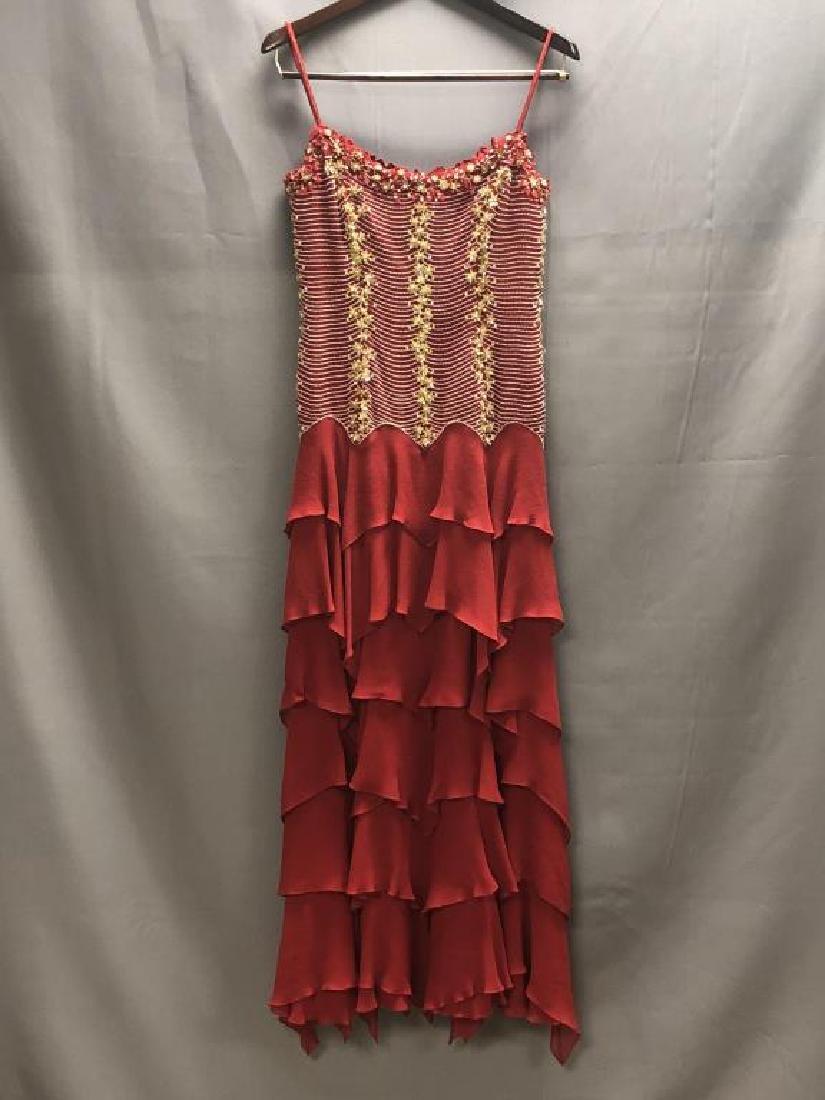 Escada gown