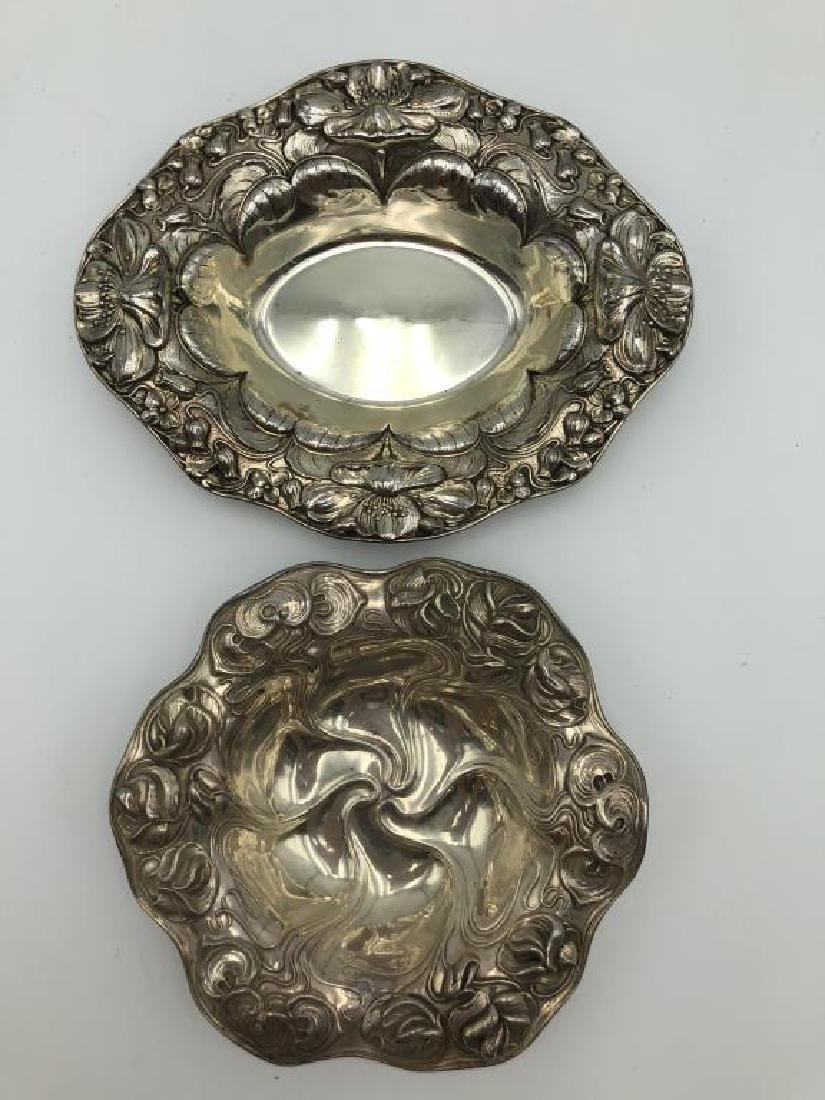 Small Sterling Bowls, Lot of 2