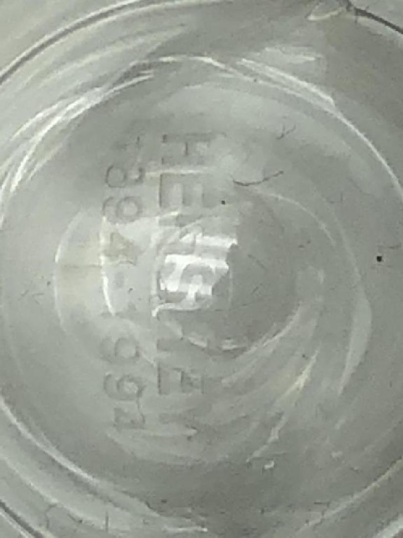 Steuben Art Glass Vase & Decanter - 5