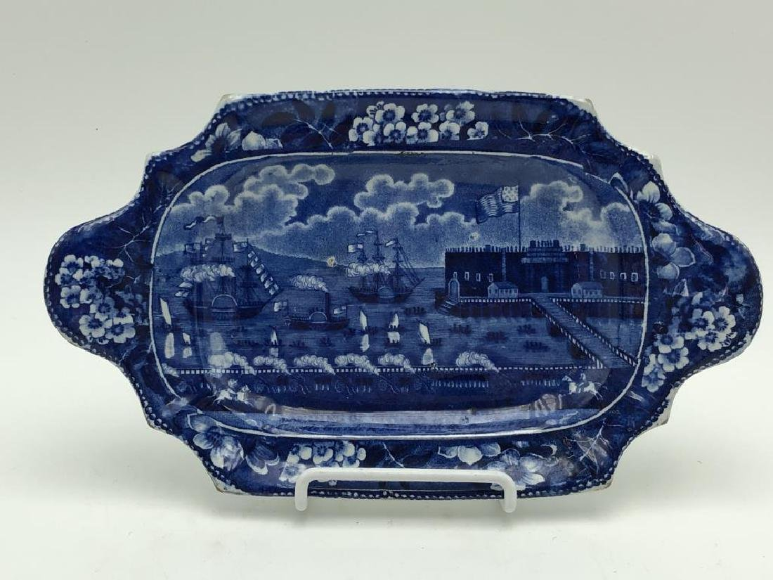 Early Clews Tureen & Platter - 2