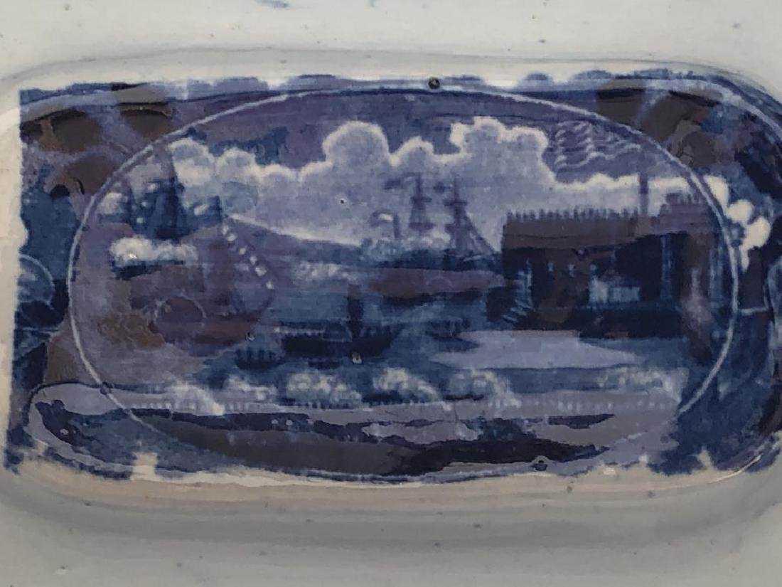Early Clews Tureen & Platter - 6