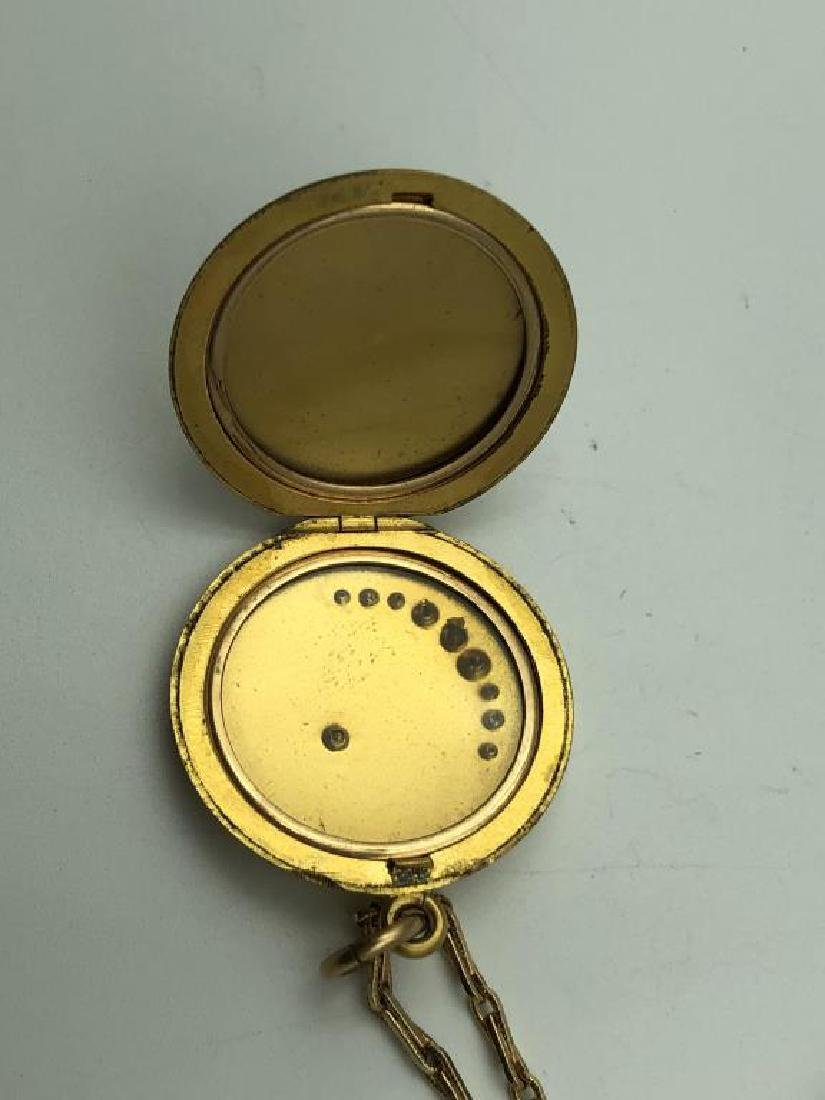 Locket and pocket watch lot - 5