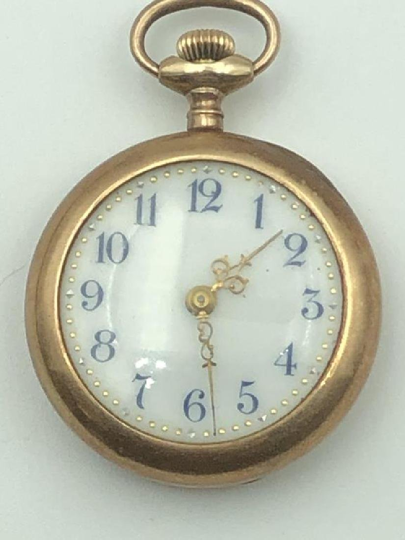 Locket and pocket watch lot - 7
